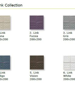 Link Wall Tiles Assorted