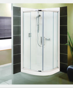 Neptune Quadrant Shower Pod
