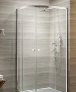 cy quadrant shower corner entry